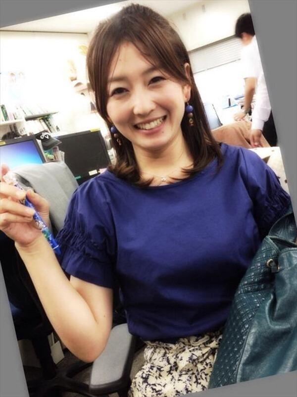 狩野恵里アナのセクシーショット画像7