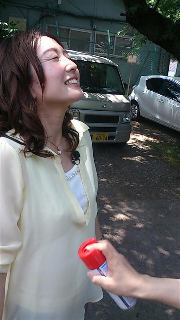 狩野恵里アナのセクシーショット画像8