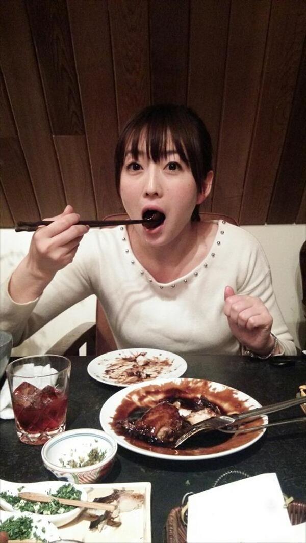 狩野恵里アナのセクシーショット画像9