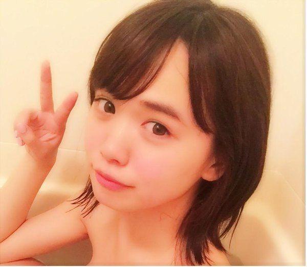 元HKTのお騒がせおっぱい菅本裕子エロ画像15