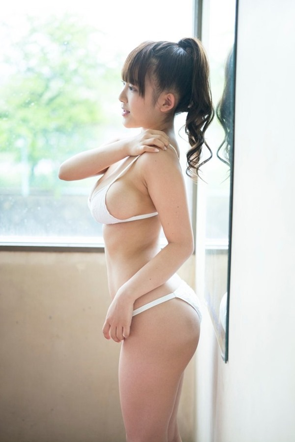 Iカップグラドル天木じゅん初の写真集エロ画像4