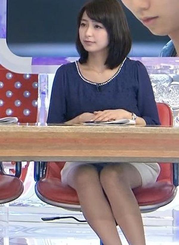 TBS宇垣美里アナの巨乳エロ画像13