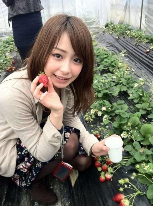 TBS宇垣美里アナの巨乳エロ画像15