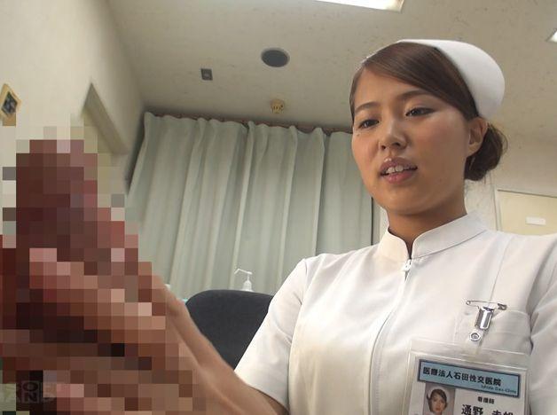 激イラマも鬼ピストンも、笑顔で受け入れるセックス外来の看護師たち。