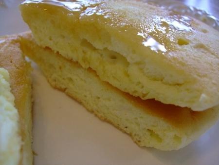 リコッタチーズのパンケーキ ・・・・