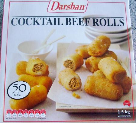 Darshan ビーフロール コストコ