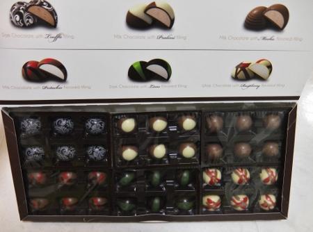 ベルフゥインチョコレート 36入り コストコ