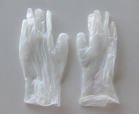 コストコ 食品 ビニール手袋