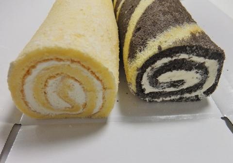 米粉のチーズクリームロール 1,468円也  コストコ 新商品