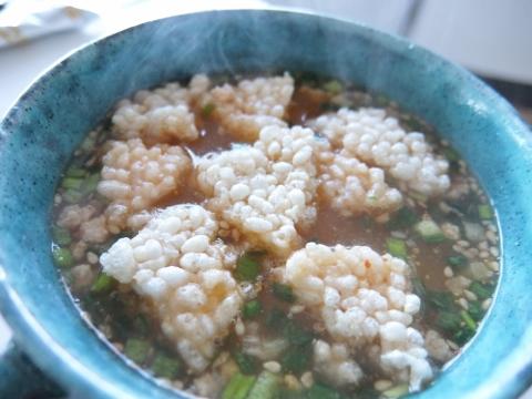 五穀 おこげのスープ 1,598円也 コストコ