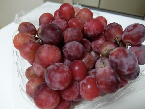 コストコ  レッドグローブ 1.3KG 798円也 ぶどう ブドウ 葡萄