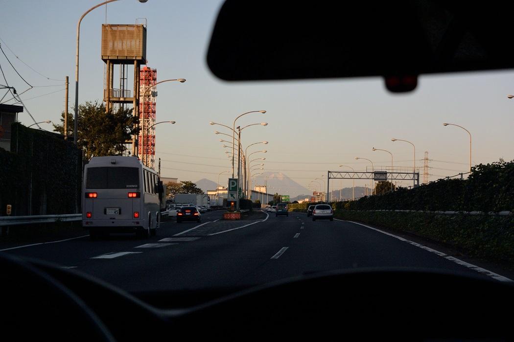 富士五湖ショートドライブ for 紅葉