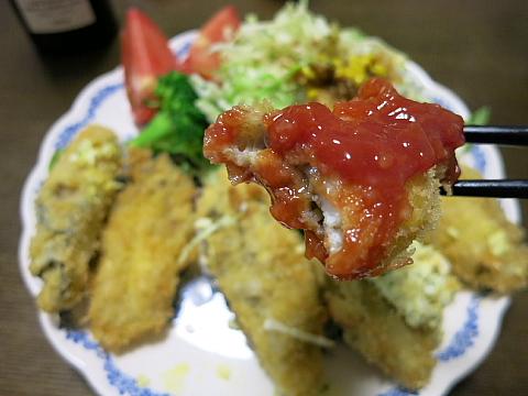 牡蠣フライレシピ15