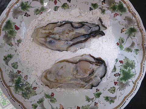 牡蠣フライレシピ6