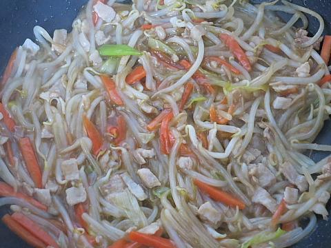ラ王サンマー麺6