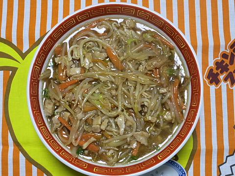 ラ王サンマー麺4
