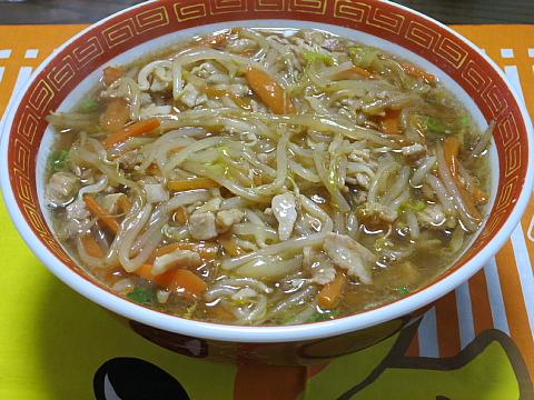 ラ王サンマー麺5