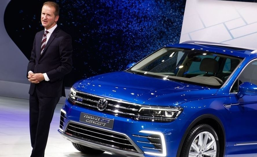 VW 東京モーターショー2015 press