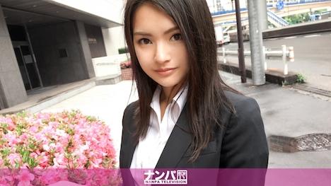 【ナンパTV】マジ軟派、初撮。714 in 水道橋 めい 22歳 法律事務所の秘書 1