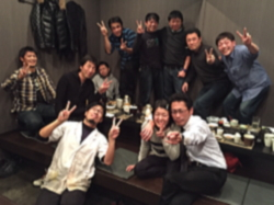2015 CLUB-FRIENDS 忘年会