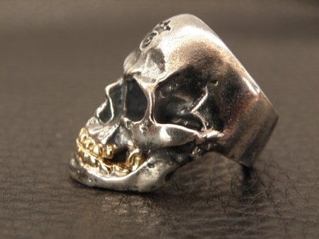 Gaboratory,Gabor,Silver,Gold,Ring