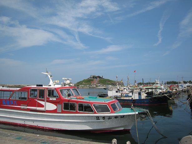 2011年 8月の蕪島