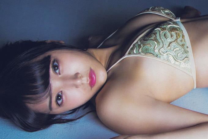 白間美瑠 覚醒した若きNMB48エースの妖艶セクシー