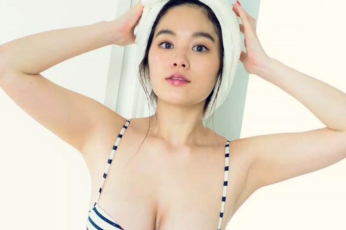 筧美和子 幸せな朝…ストーリーグラビア