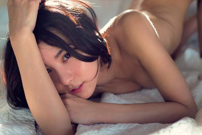石川恋 衝撃的なほど妖艶。