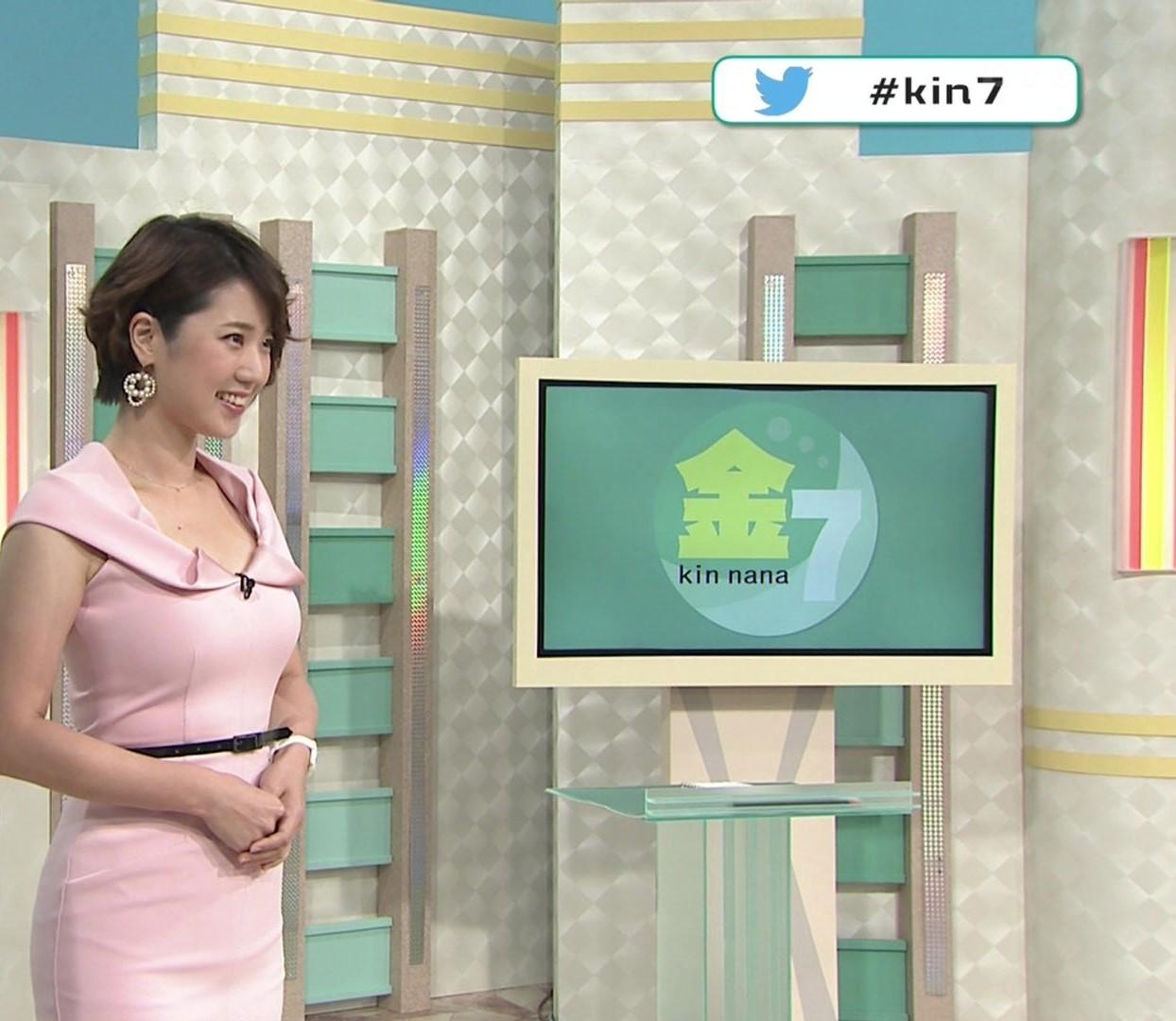 金城わか菜アナ11