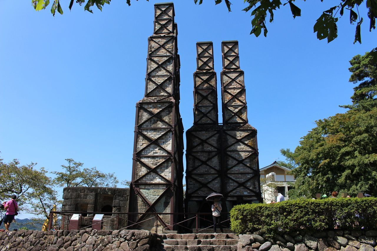 韮山反射炉-1