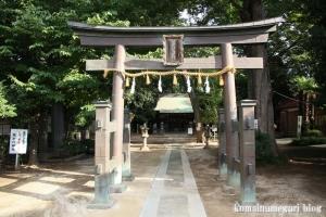 館氷川神社(志木市柏町)4