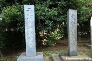 館氷川神社(志木市柏町)9