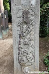 館氷川神社(志木市柏町)2