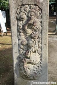 館氷川神社(志木市柏町)3