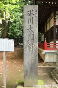 館氷川神社(志木市柏町)15