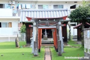 稲荷神社(志木市柏町)1