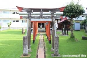 稲荷神社(志木市柏町)3