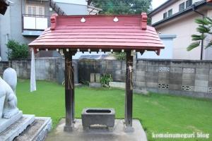 稲荷神社(志木市柏町)7
