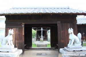 稲荷神社(志木市柏町)11