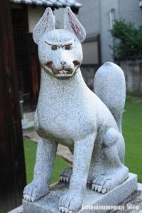 稲荷神社(志木市柏町)8
