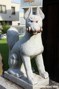 稲荷神社(志木市柏町)9