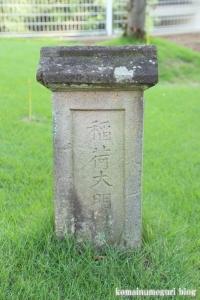 稲荷神社(志木市柏町)18