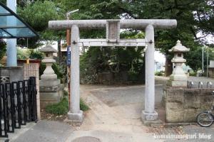 御嶽神社(志木市本町)1