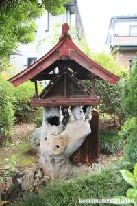 御嶽神社(志木市本町)4