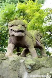 御嶽神社(志木市本町)15