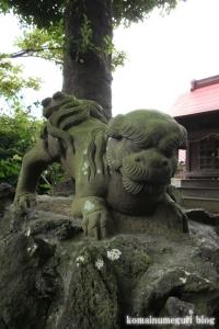 御嶽神社(志木市本町)19