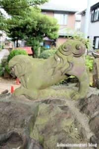 御嶽神社(志木市本町)20