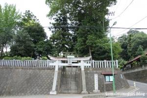 宮戸神社(志木市本町)1