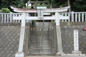 宮戸神社(志木市本町)2